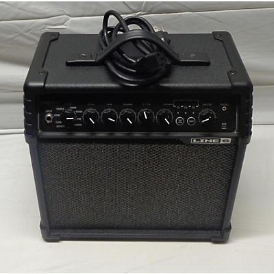 Line 6 Spider V 20w Guitar Combo Amp