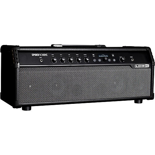 Line 6 Spider V 240HC 240W Head with Built-In Speakers