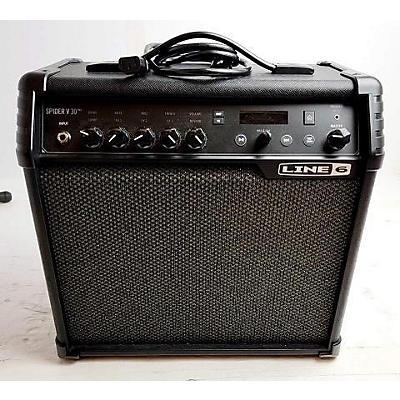 Line 6 Spider V 30 MKII 1x8 Guitar Combo Amp