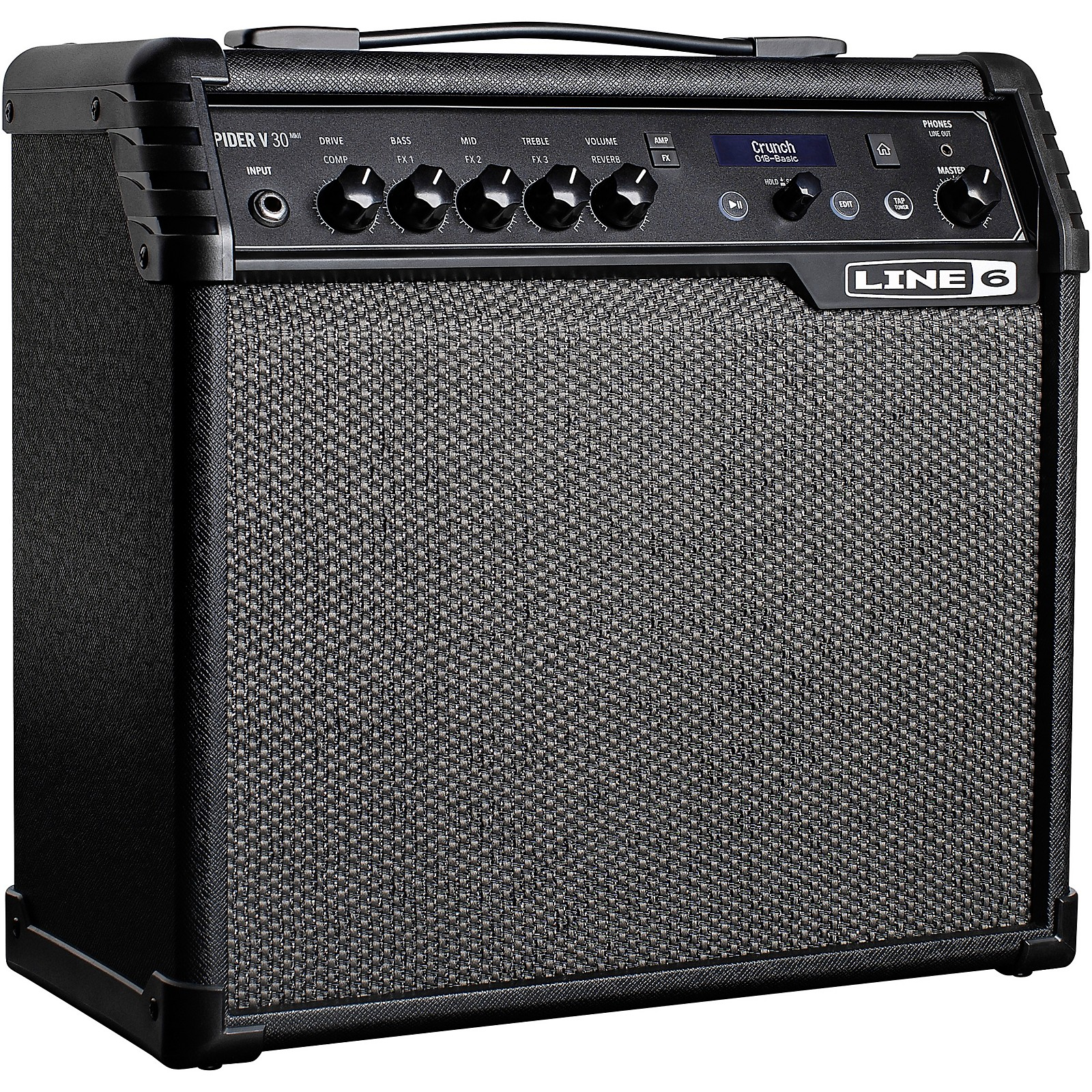 Line 6 Spider V 30 MKII 30W 1x8 Guitar Combo Amp
