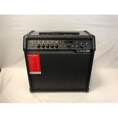 Spider V 60 1x10 Guitar Combo Amp