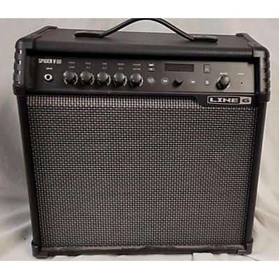 Line 6 Spider V 60 1x10 Guitar Combo Amp