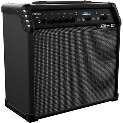 Line 6 Spider V 60 60W 1x10 Guitar Combo Amp