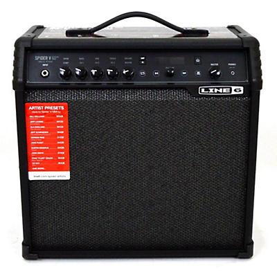 Line 6 Spider V 60 Mkii Guitar Combo Amp