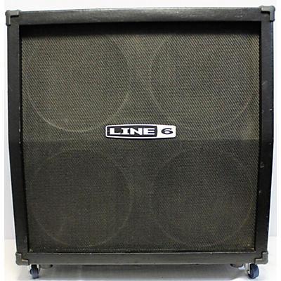 Line 6 Spider Valve 412 4x12 Slant Guitar Cabinet Guitar Cabinet