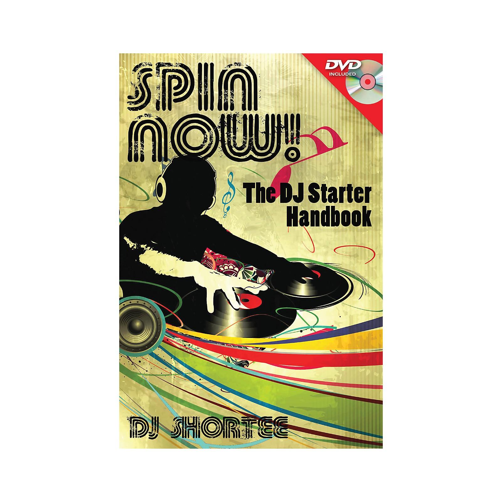 Hal Leonard Spin Now! The DJ Starter Handbook Book/DVD-ROM