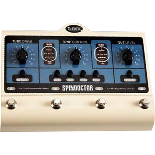 T-Rex Engineering SpinDoctor Overdrive Guitar Effects Pedal