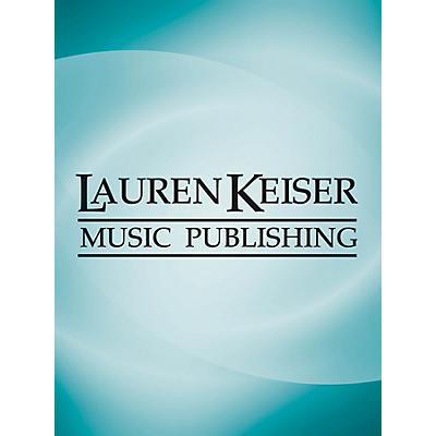 Lauren Keiser Music Publishing Spirals LKM Music Series Composed by Elliott Schwartz