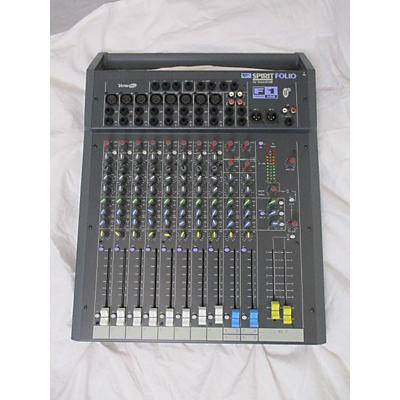 Soundcraft Spirit FOLIO 16CH Unpowered Mixer