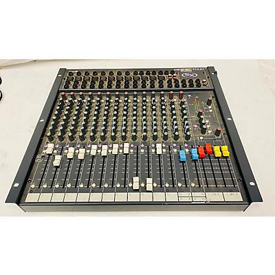Soundcraft Spirit Folio SX Powered Mixer