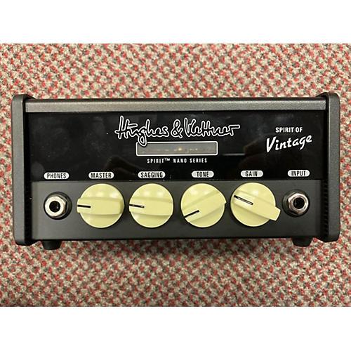 Hughes & Kettner Spirit Of Vintage Solid State Guitar Amp Head