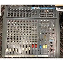 Soundcraft Spirit Powerstation 600 Powered Mixer