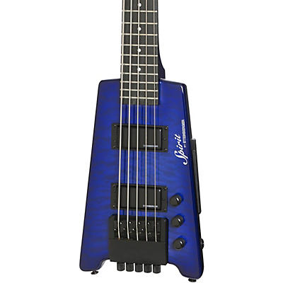 "Steinberger Spirit XT-25 ""Quilt Top Standard"" 5-String Electric Bass"