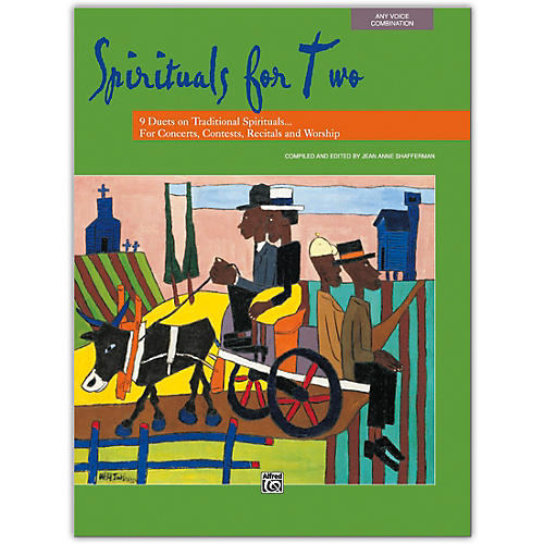 Spirituals for Two Book