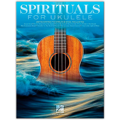 Hal Leonard Spirituals for Ukulele - 28 Favorites to Strum & Sing