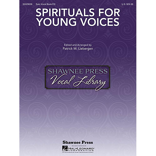 Shawnee Press Spirituals for Young Voices Voice and Piano
