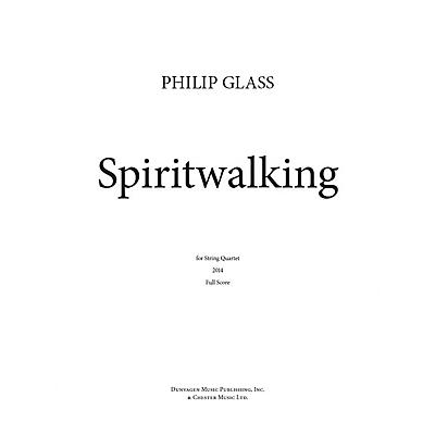 Dunvagen Spiritwalking Music Sales America Series Softcover Composed by Philip Glass