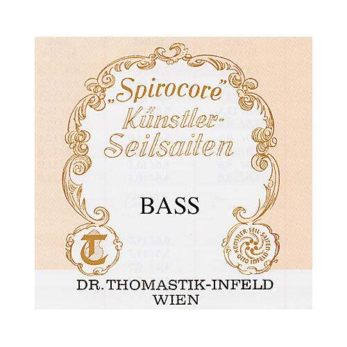 Thomastik Spirocore 3/4 Bass G String