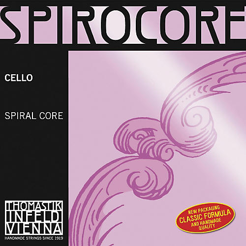 Thomastik Spirocore 3/4 Size Cello Strings