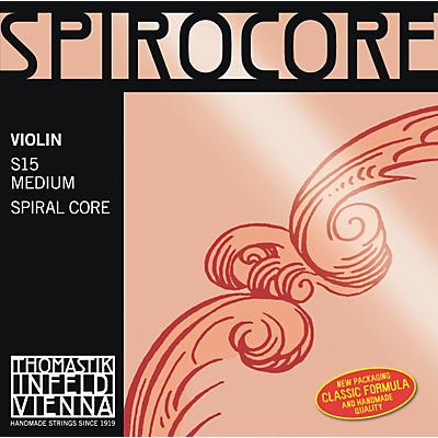 Thomastik Spirocore 4/4 Size Violin Strings