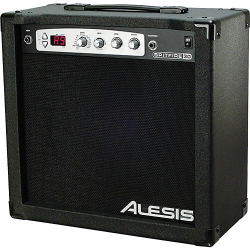 alesis spitfire 30 watt digital guitar amplifier with 10 speaker musician 39 s friend. Black Bedroom Furniture Sets. Home Design Ideas