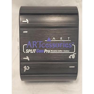 Art SplitCom Pro Microphone Preamp
