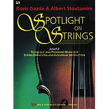 KJOS Spotlight On Strings Book 2 Violin