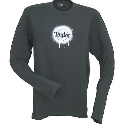 Taylor Spray Paint Long-Sleeve T-Shirt