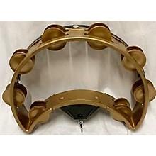 Rhythm Tech Spray Painted Gold Tambourine
