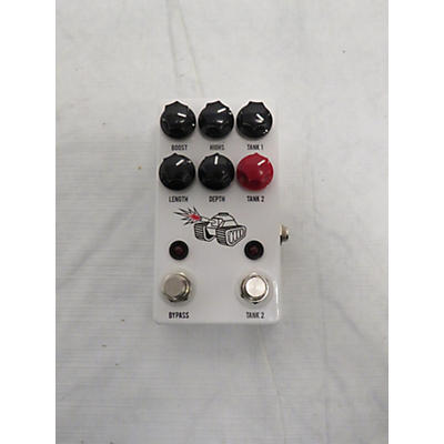 JHS Pedals Spring Tank Effect Pedal
