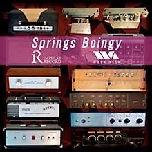 Impulse Record Springs Boingy