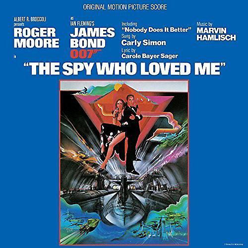 Alliance Spy Who Loved Me (Original Soundtrack)