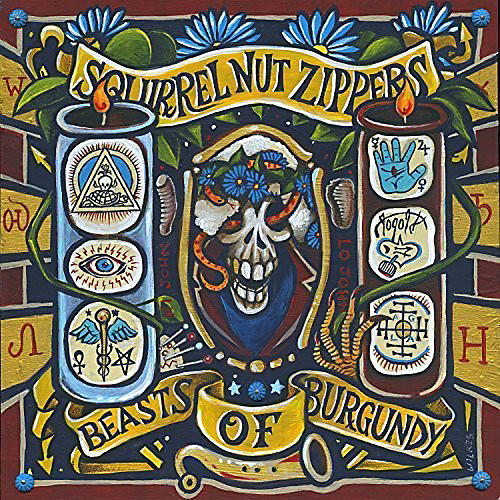 Alliance Squirrel Nut Zippers - Beasts Of Burgundy