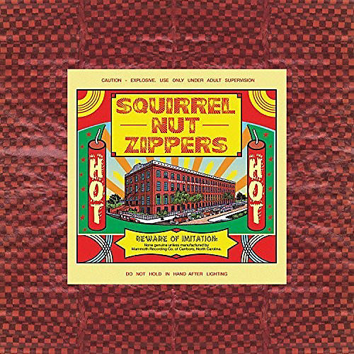 Alliance Squirrel Nut Zippers - Hot