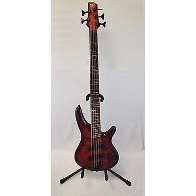 Ibanez Srms805 Electric Bass Guitar