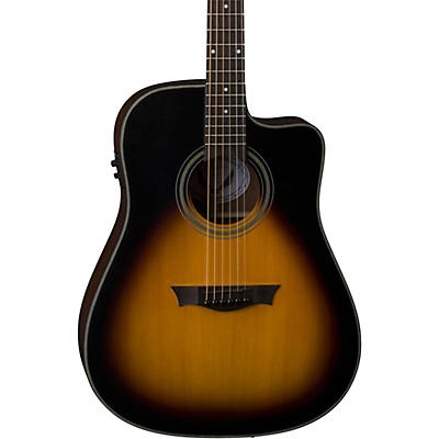 Dean St. Augustine Solid Wood Dreadnaught CAW TSBS