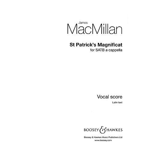 Hal Leonard St. Patrick's Magnificat (SATB a cappella) SATB a cappella composed by James MacMillan