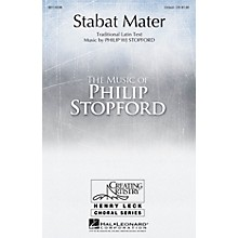 Hal Leonard Stabat Mater UNIS composed by Philip Stopford