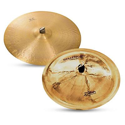 Zildjian Stacktober Day 15 Cymbal Set