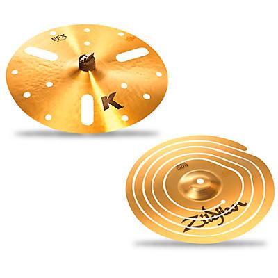 Zildjian Stacktober Day 3 Cymbal Set