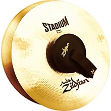Stadium Medium Cymbal Pair 14 in.