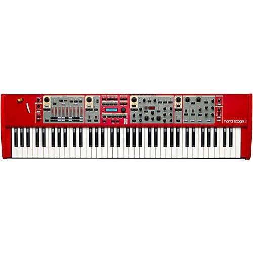 Nord Stage 2 SW73 73-Key Stage Keyboard