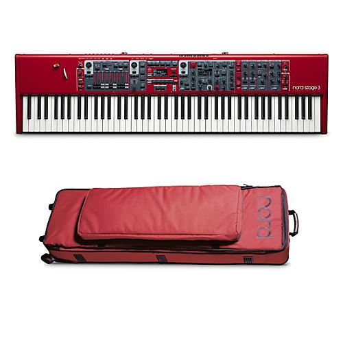 Nord Stage 3 88 and Matching Soft Case
