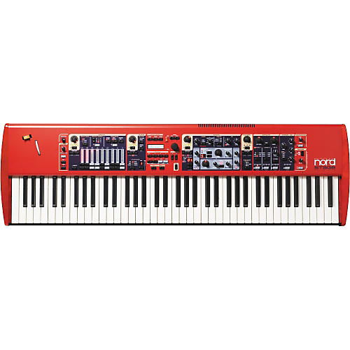 Nord Stage 76 Keyboard