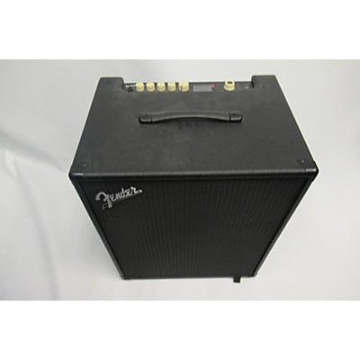 Fender Stage 800 Bass Combo Amp