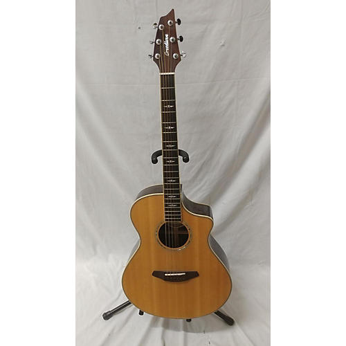 Breedlove Stage Concert Acoustic Electric Guitar Natural