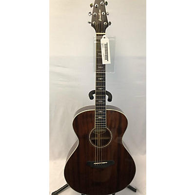 Breedlove Stage Concert Acoustic Electric Guitar