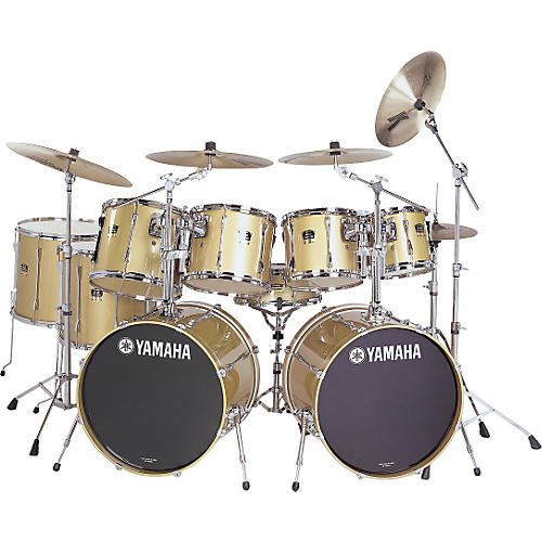 Yamaha Stage Custom Advantage 9-Piece Double-Bass Kit