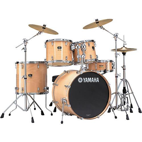 Yamaha Stage Custom Advantage Standard 5 Piece Drum Set Musician S