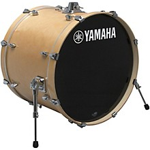 Stage Custom Birch Bass Drum 22 x 17 in. Natural Wood